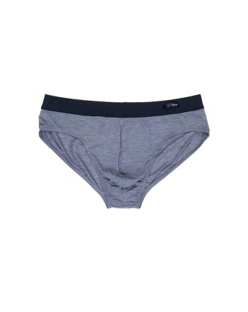 HOM Slip Comfort Mini Brief Gallant Jeans Blue