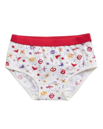 Ten Cate Meisjes Brief Slip Things 2-10Y