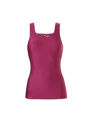 Ten Cate Secrets Lace Singlet Beaujolais
