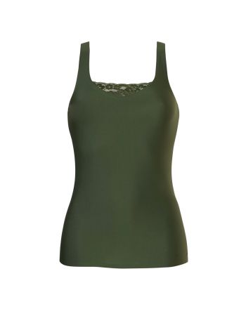 Ten Cate Secrets Lace Singlet Olive