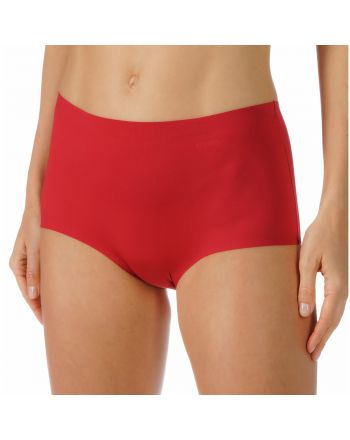 MEY Dames Illusion Rubin Rood Panty 79003