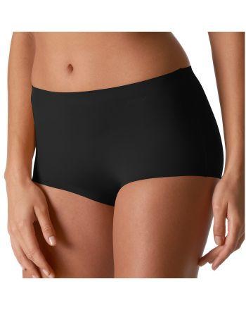 MEY Dames Illusion Zwart Panty 79003