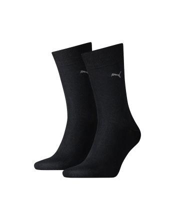 Puma Classic sokken 2-paar zwart