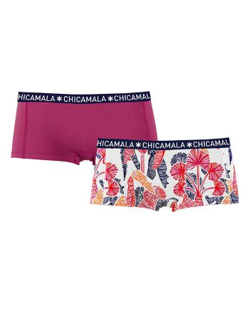 Chicamala meisjes 2pack Nature X