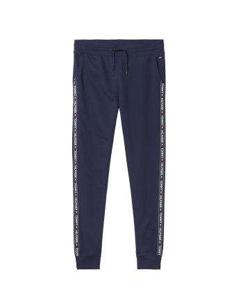 Tommy Hilfiger heren Track pants navy