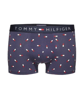 Tommy Hilfiger heren mini Flag Trunk blauw