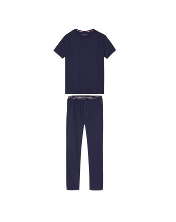 Tommy Hilfiger heren loungeset Organic Cotton