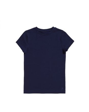 Ten Cate Jongens T-shirt Deep Blue 2-6Y