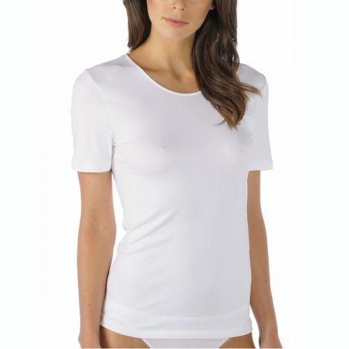 MEY Dames Emotion T-Shirt Wit 56201