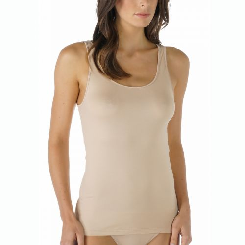 MEY Dames Emotion Top Sporty Hemd Soft Skin 55204