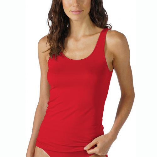 MEY Dames Emotion Top Sporty Hemd Rubin Red 55204