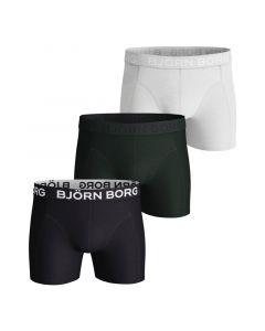 Bjorn Borg Boxershorts 3Pack SAMMY BB Night Sky