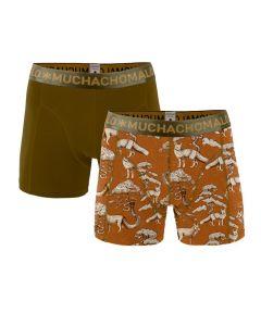 Muchachomalo jongens 2pack Fox (Modal)