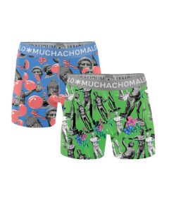 Muchachomalo jongens 2pack Gum