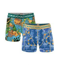 Muchachomalo jongens 2pack Safari