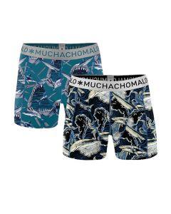 Muchachomalo jongens 2pack Sharks
