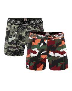 Muchachomalo jongens 2pack Army