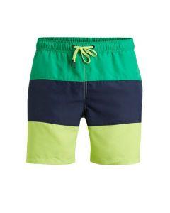 Björn Borg heren zwemshort Colourblock Bright Green