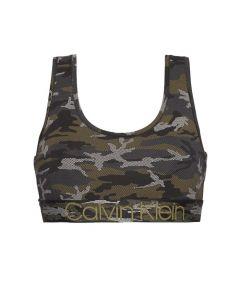 Calvin Klein dames bralette Camo